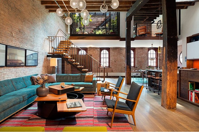 Industrial Interior Design & why we love it!