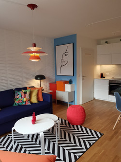 Colorful Airbnb 1100 Wien