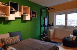 Teenager Bedroom Vienna 2018