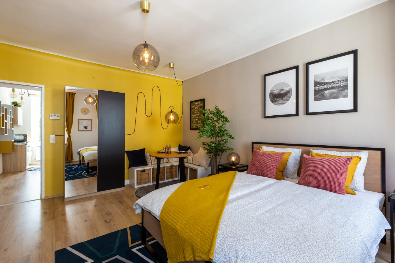 Airbnb Studio 1100 Wien
