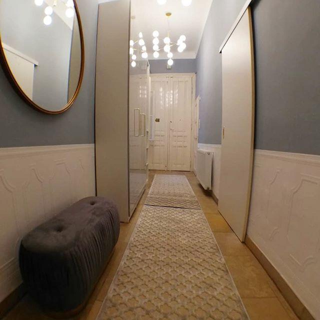 Long Hallway Entryway
