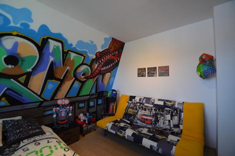 Modern Teenager Room