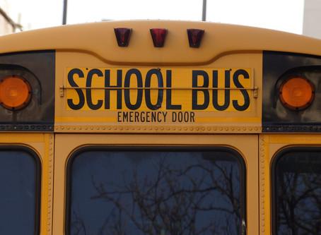 School Transportation Information - 2020-2021 School Year