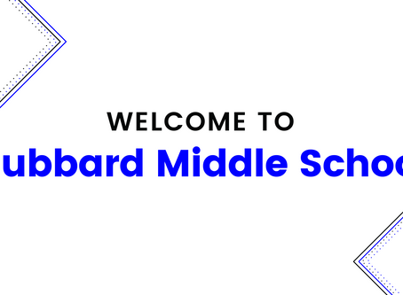 Hubbard Middle School - Virtual Open House