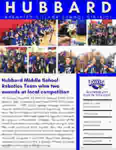 Hubbard EVSD December 2019