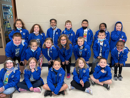 Kommunity 4 Kids donates jackets to all first grade students