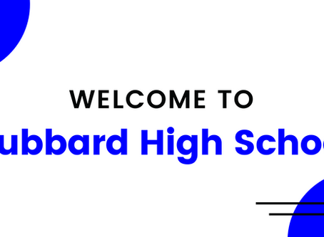 Hubbard High School - Virtual Open House