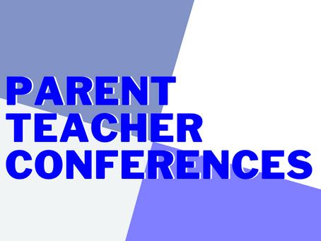 Parent-Teacher Conference Dates Set For Hubbard Elementary School
