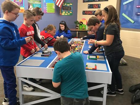 Hubbard Elementary School students learn STEM