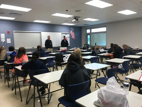 Hubbard Schools hosts Highway to Health for all district employees