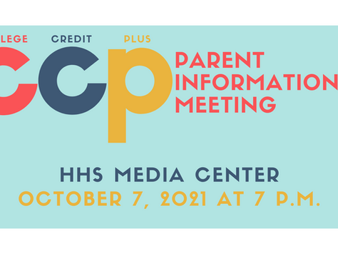 CCP Informational Meeting