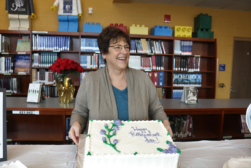 Sue Rentz retires