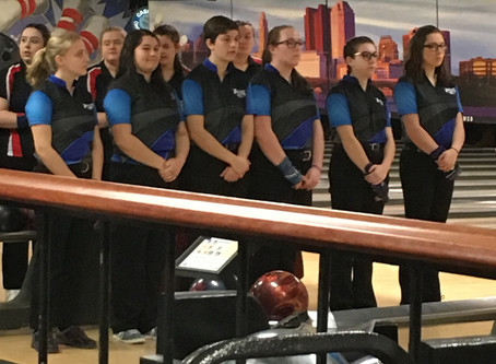 Bowlers compete at state competition