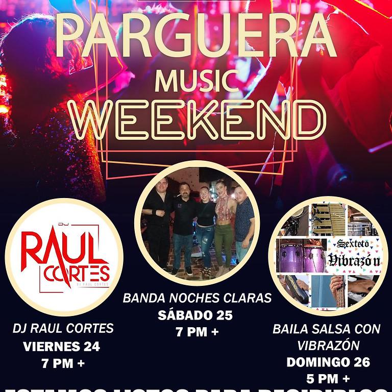 Parguera Music Weekend