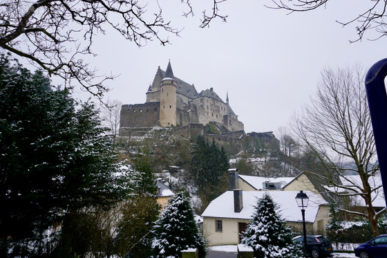 Day-trip to Luxembourg - Photo Impression