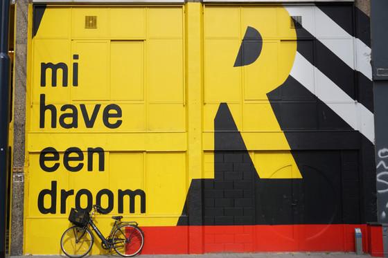 Finding Street Art in Rotterdam