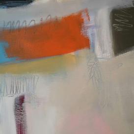 30cm x 40cm  Acrylic on canvas