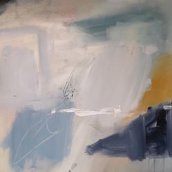 50cm x 40cm  Acrylic on canvas