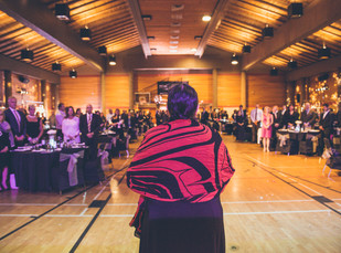 Squamish Nation Event Photography | Reaching for the Stars Gala