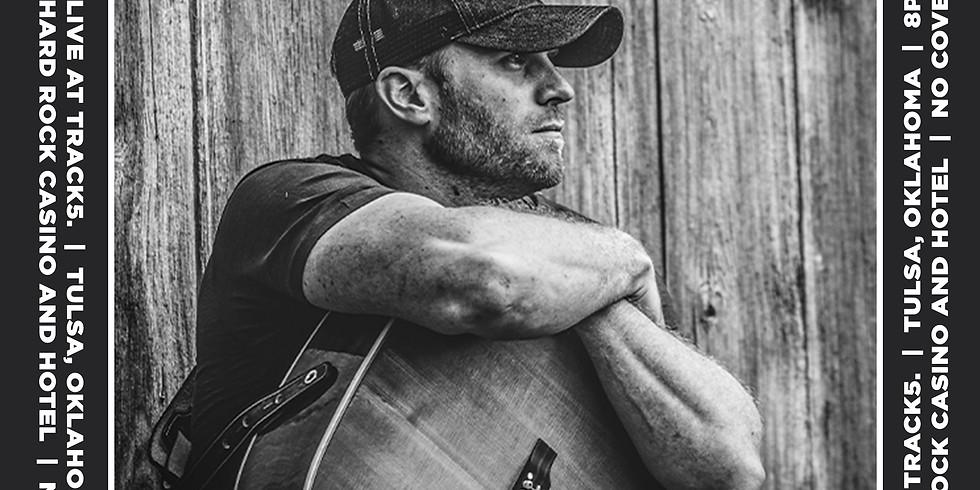 Travis Gibson @ Track 5, Hard Rock Casino, Tulsa