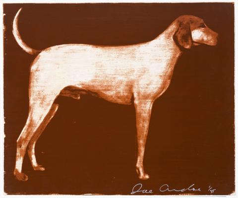 Medium Dog (Rust)
