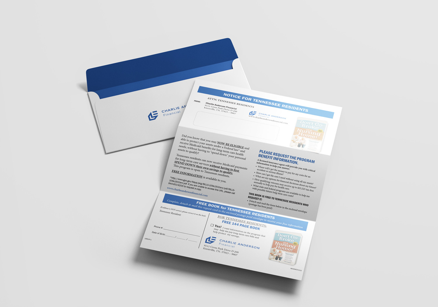 Direct Mail Tear-Off