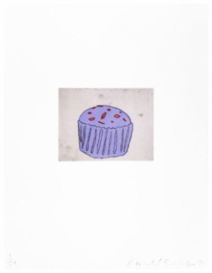 Blue Muffin