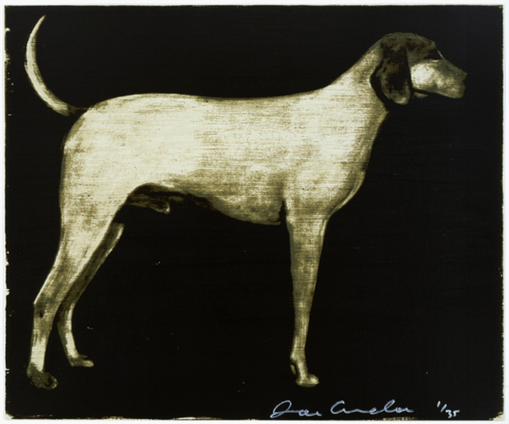 Medium Dog (Olive Brown)