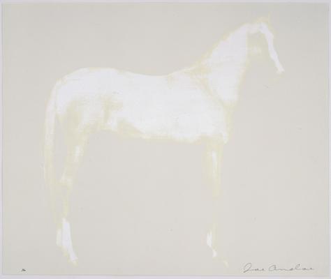 Horse X 12 (White)