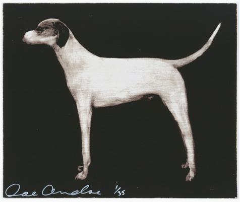Small Dog (Dark Chocolate)