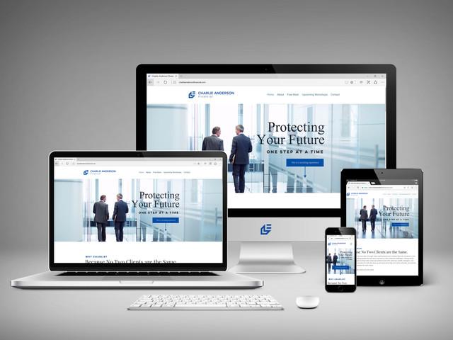 Custom Website*
