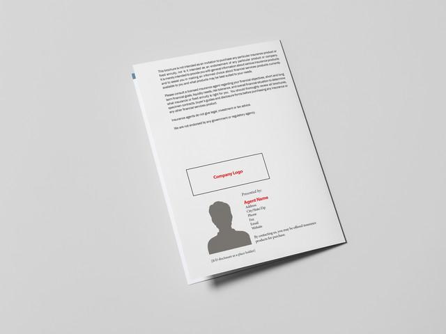 Consumer Brochure - Back Cover