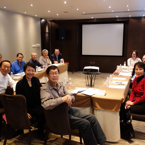 FACP Executive Committee was held in Hong Kong