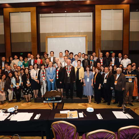 37th Annual Conference successfully held in Manila