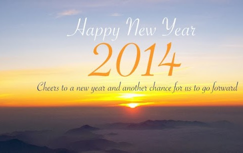 New Year Greetings from the Chair