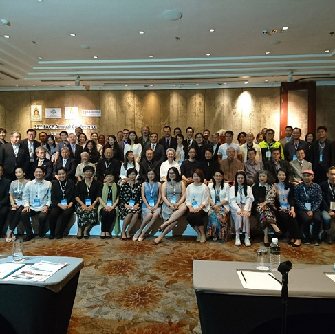 The 35th FACP Annual Conference in Bangkok has successfully ended