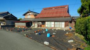 売買物件「池寺にある田園風景を楽しめる草葺屋根の古民家」が商談中になりました!