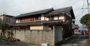 初物件「横関の田の字型間取りとかまどのある家」募集開始しました。