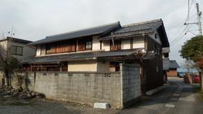 初成約「横関の田の字型間取りとかまどのある家」が成約しました。