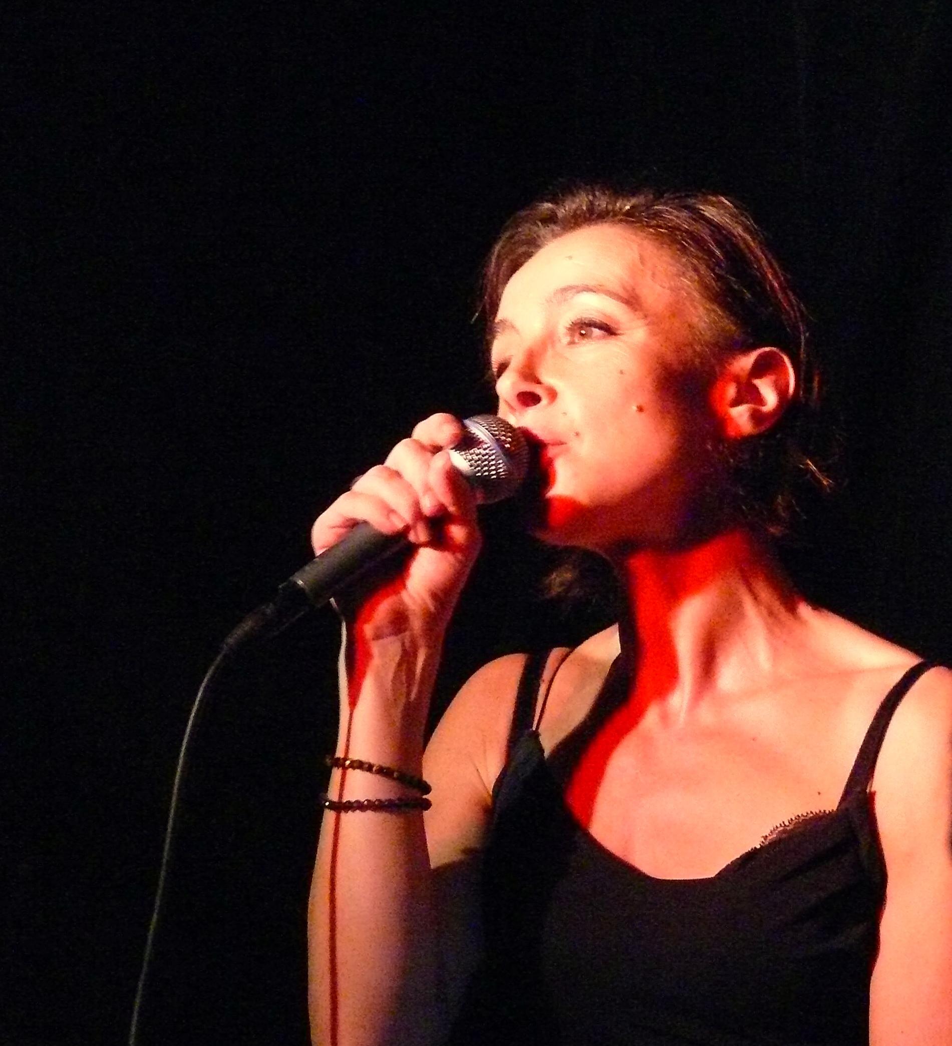 V.Mischler chante B.Dimey