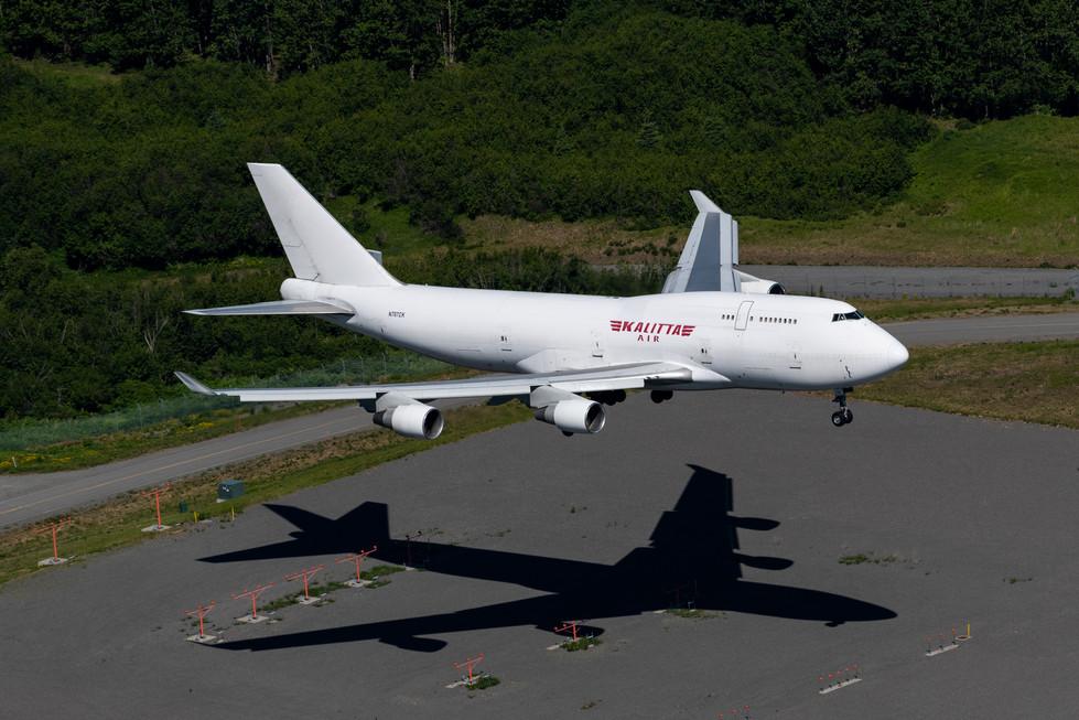 Kalitta Air (Air to Air)