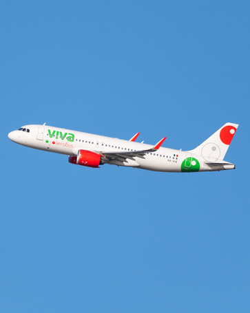 vivaAerobus Airbus A320neo