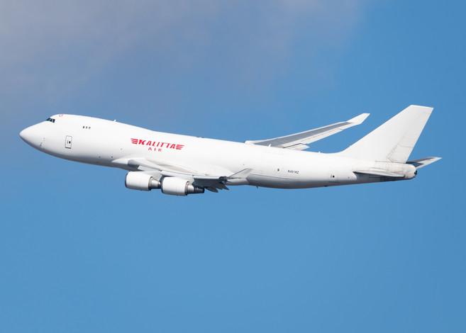 Kalitta Air Boeing 747F