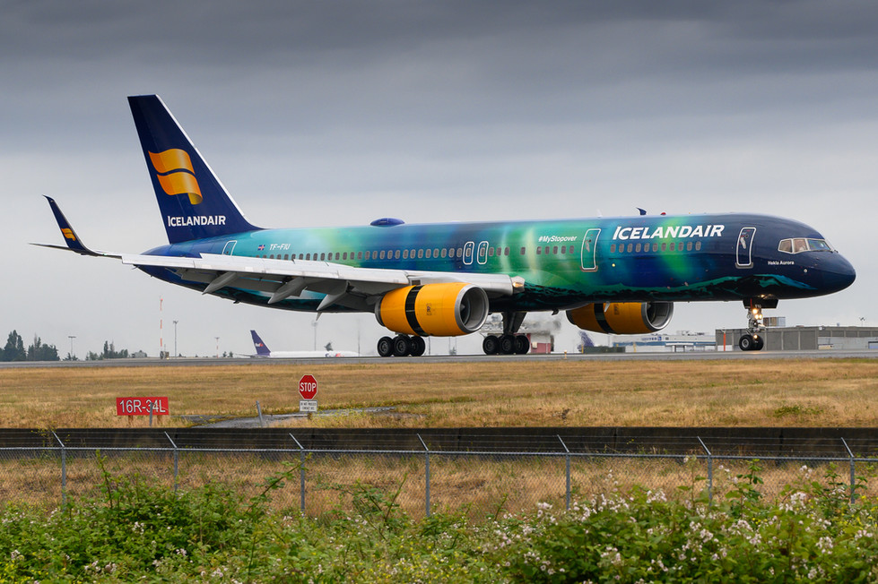 Icelandair (Hekkla Aurora)