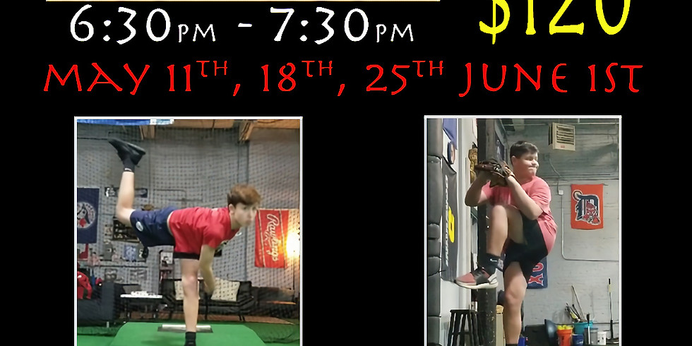 Pitching Clinic - TUESDAYS