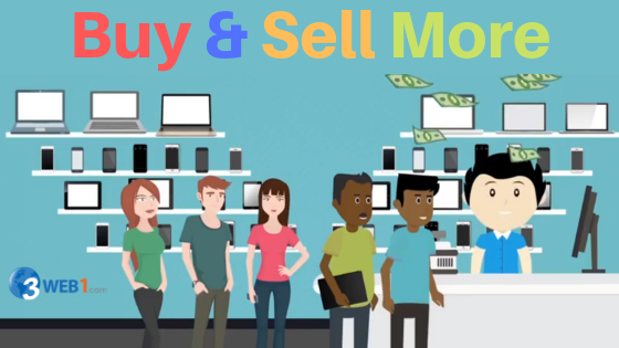 Buy and Sell more on eBay