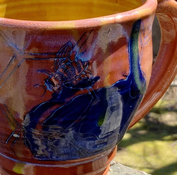 Beekeeper's Mug -SOLD-