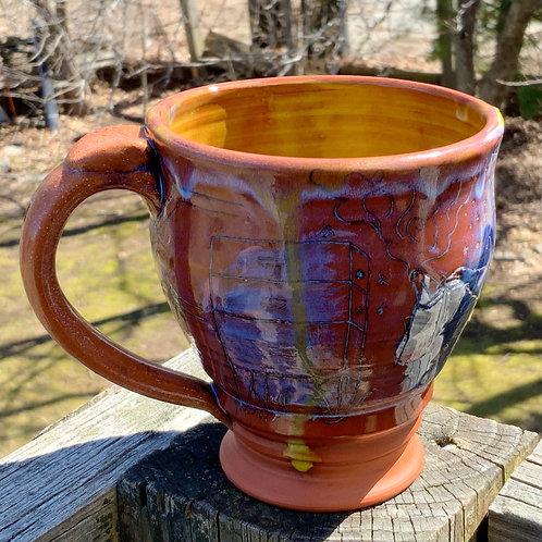 Beekeeper's Mug