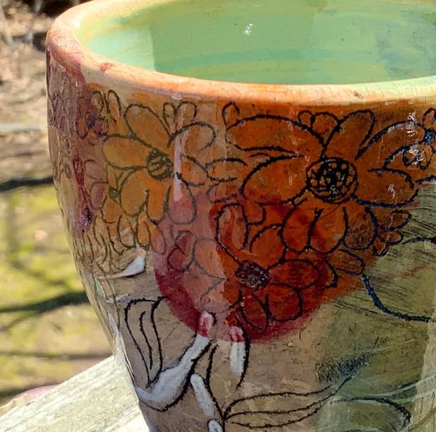 Twilight Garden Mug