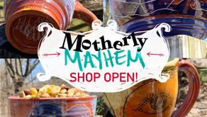 Motherly Mayhem Pottery Sale!!!